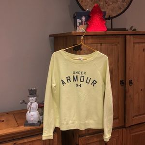 Under Armour Long Sleeve Sweater
